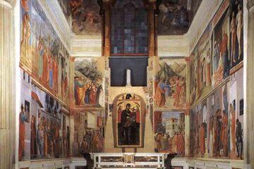 Florenta - Cappella Brancacci