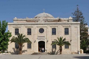 Heraklion - Biserica Agios Titos