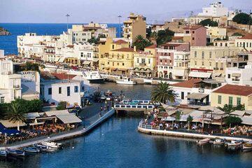 Agios Nikolaos - Barurile si tavernele
