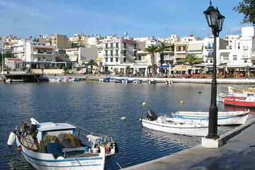 Creta - Agios Nikolaos