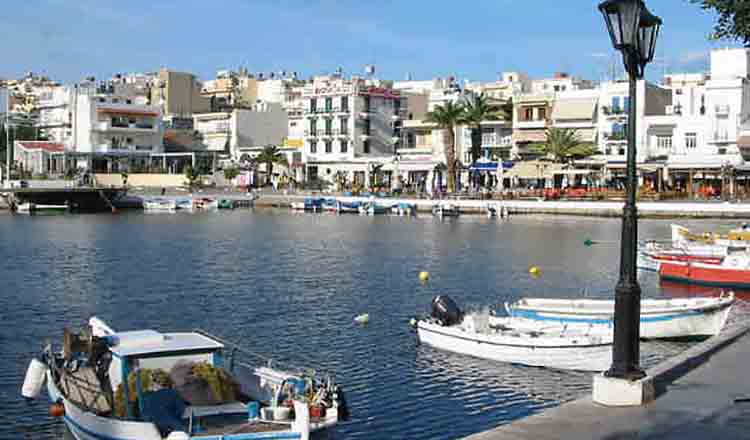 Obiective turistice Agios Nikolaos din Grecia