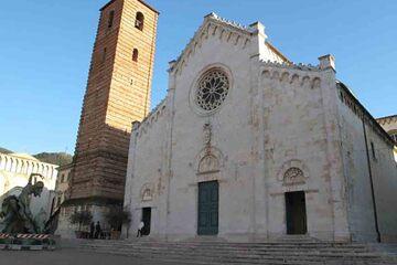 Lucca - Duomo de San Martino