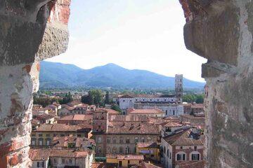 Lucca - Zidurile orasului