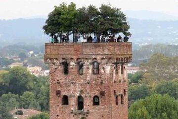 Lucca - Casa Guinigi