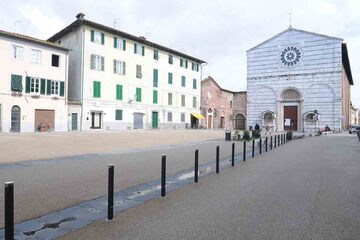 Lucca - Muzeul Catedralei din Piazza Antelminelli
