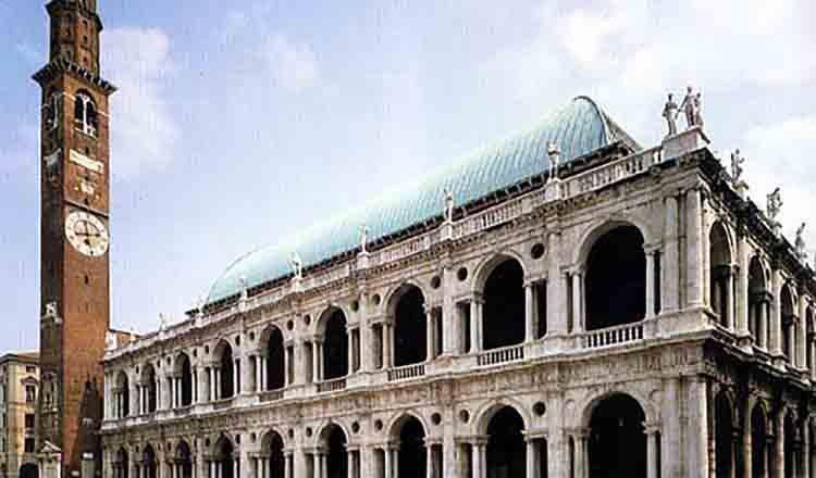 Obiective turistice Vicenza din Italia