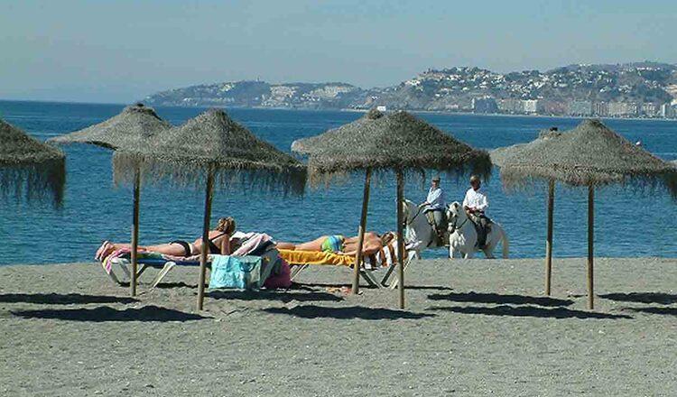 Plaja din Salobrena