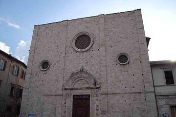 Ascoli Piceno - Biserica Sant Agostino