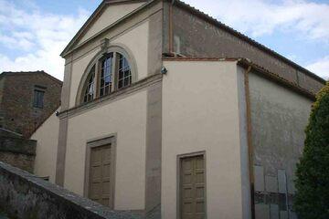 Fiesole - Sant Alessandro si San Francesco