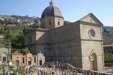 Cortona - Santa Maria del Calcinaio
