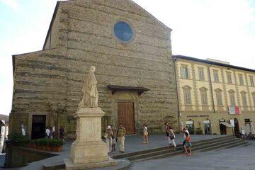 Arezzo - Bazilica San Francesco