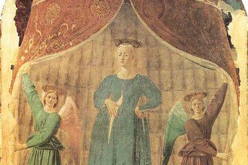 Arezzo - Scoala din Monterchi