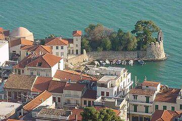 Golful Corint - Nafpaktos