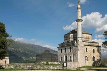Ioannina - Muzeul Ali Pasa
