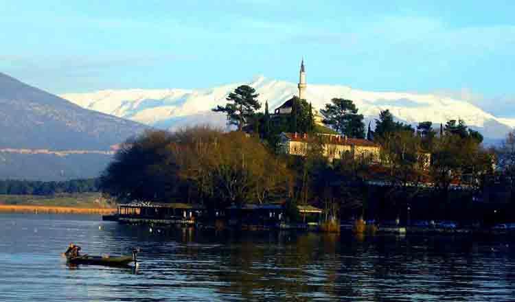 Obiective turistice Ioannina din Grecia