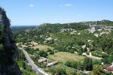 Les Baux de Provence - Les Baux