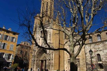 Aix en Provence - Orasul vechi