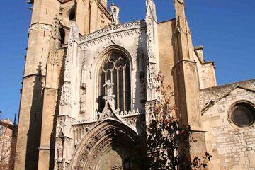 Aix en Provence - Cathedrale St Sauveur