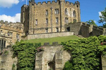 Durham - Durham Castle