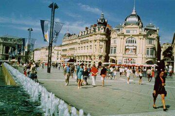 Montpellier - Place de la Comedie