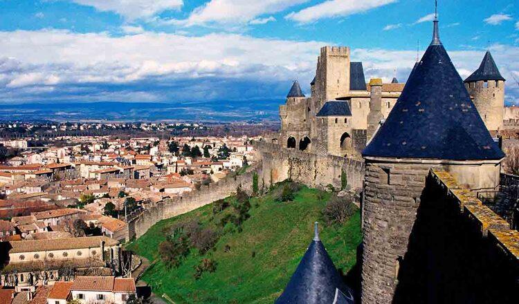 Obiective turistice Carcassonne din Franta