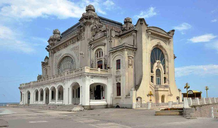 Obiective turistice Constanta din Romania