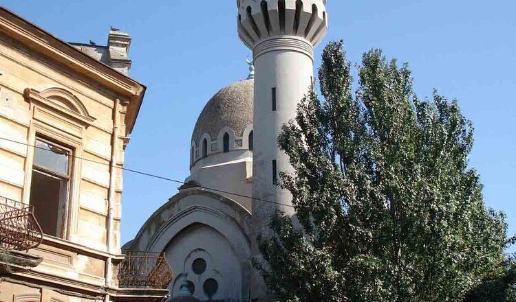 Moschee Mahmudia