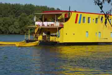 Delta Dunarii - Navigand prin Delta