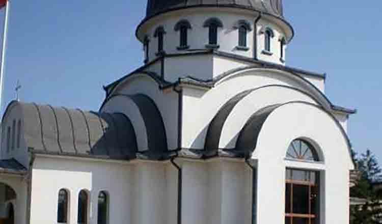 Casa si biserica lui Cornea Brailoiu