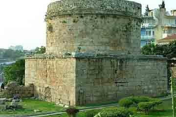 Antalya - Portul Vechi al Antalyei