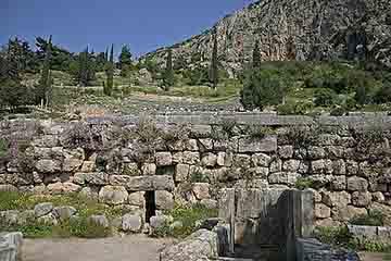 Delphi - Stanca Sibylei