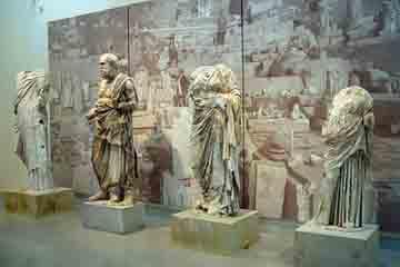 Delphi - Muzeul din Delphi