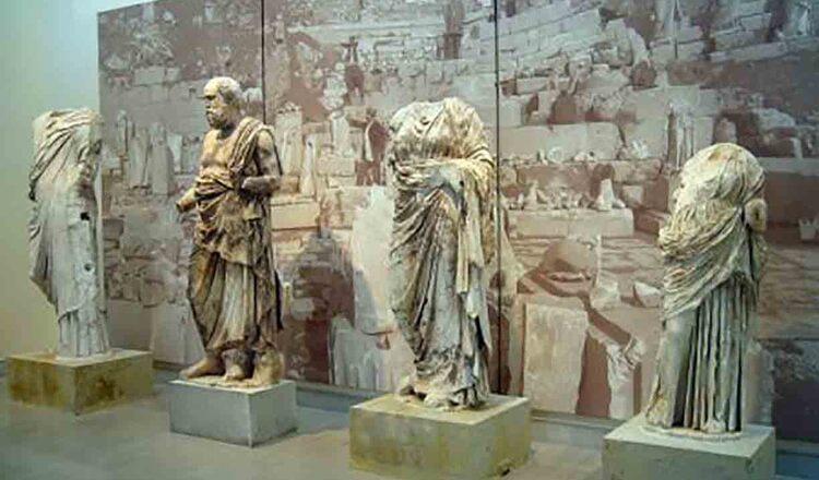 Muzeul din Delphi
