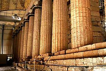 Olimpia - Templul din Bassae