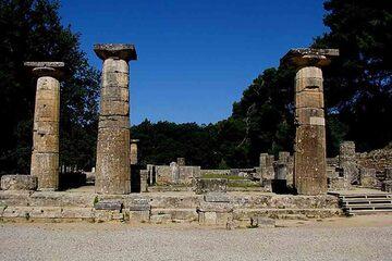 Olimpia - Templul Herei