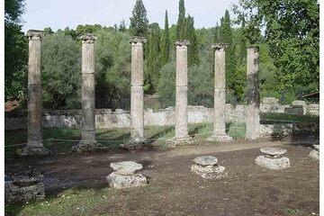 Olimpia - Bouleuterionul
