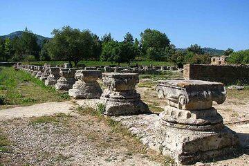 Olimpia - Leonidaionul