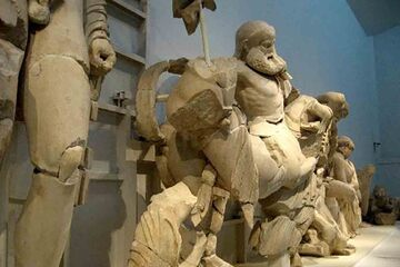 Olimpia - Vechiul Muzeu de Arheologie