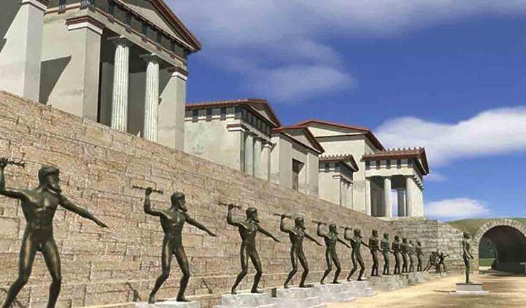 Muzeul Istoric al Jocurilor Olimpice