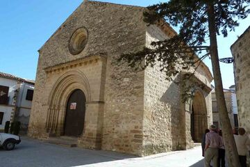 Baeza - Biserica Santa Cruz
