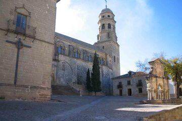Baeza - Catedrala din Baeza