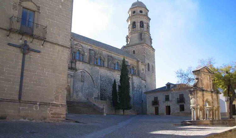 Catedrala din Baeza