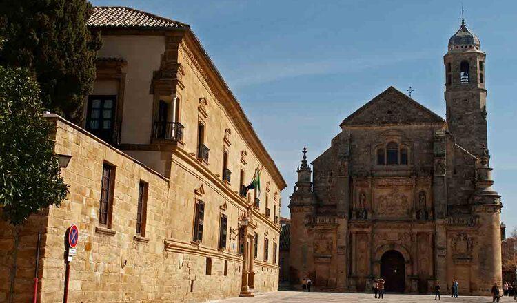 Obiective turistice Ubeda din Spania