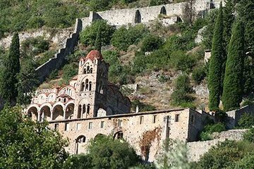 Mystras - Catedrala Mitropolis
