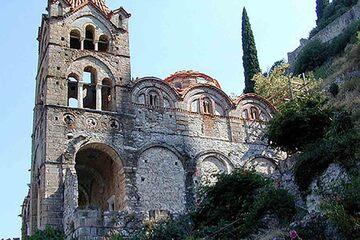Mystras - Manastirea Pantanassa