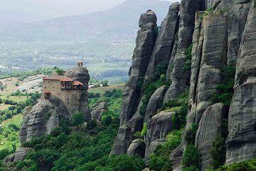 Meteora - Manastirea Ayios Nikolaos Anapafsas