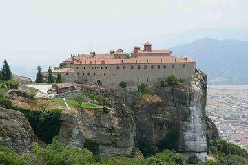 Meteora - Manastirea Agiou Stefanou