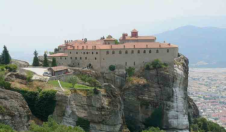 Manastirea Agiou Stefanou