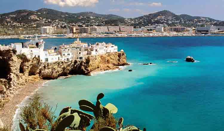 Plajele din Ibiza