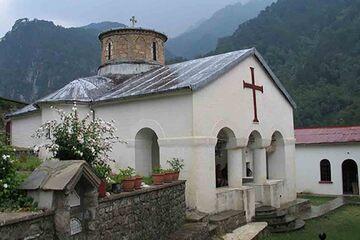 Konitsa - Manastirea Stomio